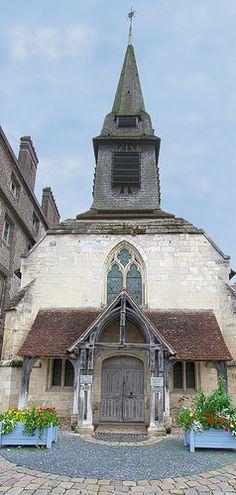 IMGP1089- Musée de la marine - Ancienne église Saint-Etienne Honfleur Normandie
