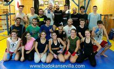 Kick-boxing Budokan Sevilla