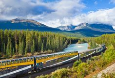 Gorgeous train trips to do before you die