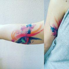 Magda Bujak, ink miners tattoo- moje nowe cudo