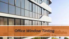 Office Window Tinting Brisbane, Logan, Slacks Creek - We Tint Windows Corporate Office Decor, Frosted Window Film, Window Films, Slacks, Brisbane, Logan, Windows, Home Decor, Decoration Home