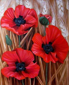 Love poppys
