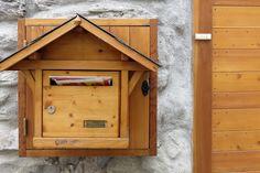 Boîte 334 - Julie Jacquot #photo #BoîteAuxLettres #Montagnes #ArtWork