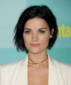 Jaimie Alexander at Entertainment Weekly's Comic-Con 2015 party. http://beautyeditor.ca/2015/07/19/best-celebrity-beauty-looks-ashley-madekwe