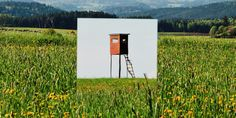 Lanfschaftsfotografien mit spiegel © Sonja Bachmayer