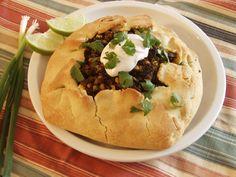 Gluten Free Crusted Tamale Pie