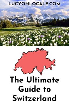 Your Ultimate Switzerland Travel Guide: top places to visit typical costs money-saving tips etiquette when to go what to pack and how to prepare. Road Trip Europe, Europe Travel Guide, Travel Guides, Travel Destinations, Europe Places, Road Trips, Switzerland Travel Guide, Visit Switzerland, European Destination