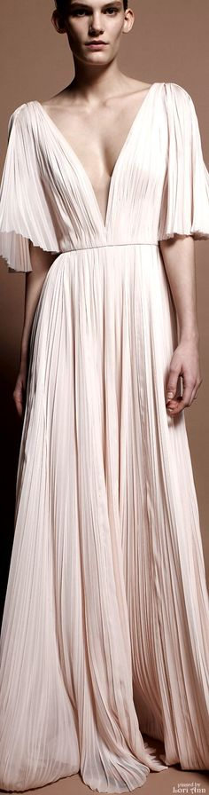 J. Mendel Pre-Fall 2016 women fashion outfit clothing style apparel @roressclothes closet ideas
