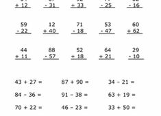 2nd Grade Worksheets & Free Printables