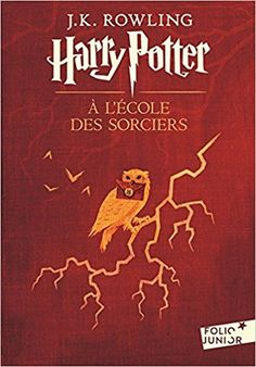 Harry Potter, Tome 1 : Harry Potter a l'ecole des sorciers (French edition of Harry Potter and the Philosopher's Stone): J.K. Rowling: 9780320081064: Amazon.com: Books