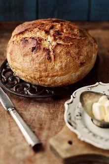 Przepis na szybciutki chlebek. Jak zabraknie w czasie imprezy  :P
