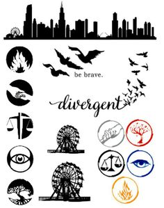 How to Make Temporary Tattoos at home! I'm sharing my DIY Divergent Temporary Tattoos that would make Four proud but you can use this process for anything! | The Love Nerds