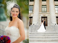 Haute and Hitched Post-Wedding Session at Le Meridien Tampa