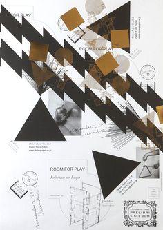 Japanese Poster: Prelibri, Room for Play. Chikako Oguma. 2012 - Gurafiku: Japanese Graphic Design
