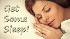 Here are some tips on getting better sleep! http://blog.professionalsupplementcenter.com/get-some-sleep/