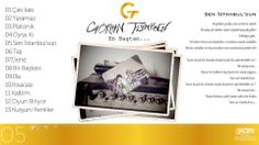 Gökhan Türkmen - Sen İstanbul'sun (Official Lyric Video)