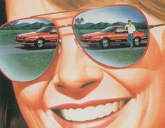 "chromeandlightning: ""Art Staff, Inc. "" This picture depicts the exact way ladies look at me when I'm posing with my car on King Street. 80s Design, Retro Images, Summertime Sadness, Creatures Of The Night, Airbrush Art, Art Themes, Vintage Vibes, Retro Art, Graphic Design Inspiration"