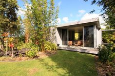 Check out this awesome listing on Airbnb: Gorgeous Modern Guest House w/Pool in Pāhoa
