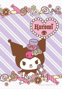 Kuromi.