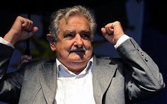 Montevideo-José Mujica, president of Uruguay, has been described as the world's poorest and most generous political leader; he donates about 90% of his salary to charities, lives in a modest house at his wife's flower farm, and drives a 1987 VW Beetle.