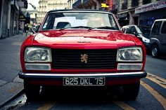 Peugeot 304 by clichey, via Flickr