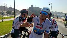 Tour d'Oman : Alexander Kristoff devant Bryan Coquard  https://todaycycling.com/tour-doman-alexander-kristoff-etape-6/
