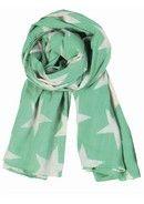 Becksondergaard Twilight scarf in green! BEAUTIFUL!