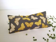 Relax after yoga, pilates or a stressful day with one of our handcrafted lavender eye pillows with decorative & washable cover. Microwavable &