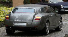 2013 Bentley Continental 'Flying Stag' Shooting Brake