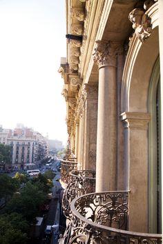 Barcelona, a mi me encanta!