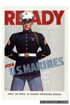 Marines because-i-like-old-things