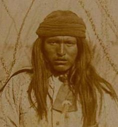 (2) Yahnosha (1865-c. 1954). Four of his children died in captivity at Fort Sill, Oklahoma. Another two lived to see the end of the Apache exile and moved to Mescalero Reservation in New Mexico with their parents, in 1913. Their last child was born shortly after they returned to New Mexico.