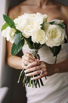 Wedding Inspiration | Wedding Flowers - Bouquet