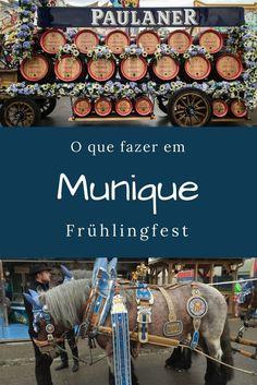 Esqueça a Oktoberfest de Munique e descubra a Frühlingfest. A festa mais tradicional da Alemanha e da Europa, comemora a chegada da primavera! #alemanha #germany #europa #europe #viagem #fruhlingfest #oktoberfest #munique #munich #münchen