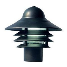 Acclaim Lighting Mariner 10 In H Matte Black Post Light 88bk Outdoor Fixtures