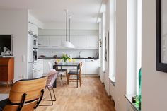 Cheerful, bright and elegant apartment in Sweden | NordicDesign