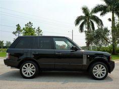 2010 Land Rover Range Rover West Palm Beach, FL #landroverpalmbeach #landrover #rangerover http://www.landroverpalmbeach.com/
