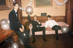 Darwin Gray & Charlie James & Luke Powell