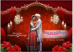 At  #StarWedding we plan #Elegant, #Stylish, #Glamorous and #Fun celebrations. We are the Luxury Wedding Planners for savvy, sophisticated couples who demand #FirstClass service and a #World-class event. We always strive to be the best at what we do. Contact us for #WorldClass Decorations !! #StarWeddings We are the #Superstar in Weddings