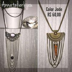#necklaces #bijuteriasfinas #pendant