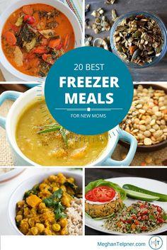 20 best freezer recipes