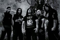 Black Metal band: VARATHRON