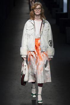 Gucci | Коллекции осень-зима 2016/2017 | Милан | VOGUE