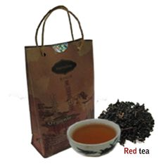 Our organic red tea is made from fully oxidized leaves and reportedly contains the high concentration of antioxidants called polyphenols