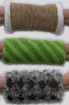 Hand muffs patterns!