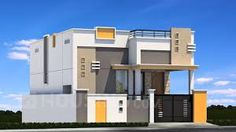 191 Best House Elevation Indian Single Images House Elevation