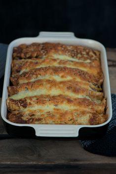 Opskrift på pandekager med oksekød og hvidkål fra Marinas Mad