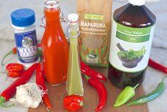 Fermentert chilisaus har en eksplosiv smak og full av enzymer og gunstige probiotiske bakterer. Se oppskriften her