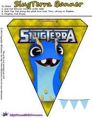 Free Slugterra Party Printables, and Crafts | SKGaleana