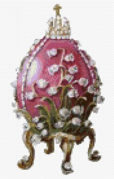 more Faberge eggs on this site